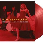 HOOVERPHONIC - JACKIE CANE REMIXES (LP) (Red Vinyl)