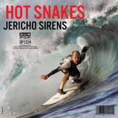Hot Snakes - Jericho Sirens (White Vinyl) (LP)