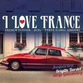 I Love France (2CD)
