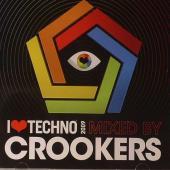 Crookers - I Love Techno 2009 (cover)