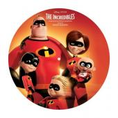 Incredibles (OST by Michael Giacchino) (Limited) (Picture Disc)