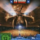 Iron Maiden - En Vivo! (Steelbook) (2DVD) (cover)