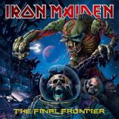 Iron Maiden - Final Frontier (2LP)