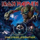 Iron Maiden - Final Frontier (2LP)