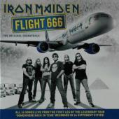Iron Maiden - Flight 666 2cd (cover)