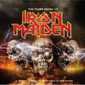 Iron Maiden - Many Faces Of (3CD)