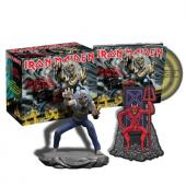 Iron Maiden - Number of the Beast (CD+Figurine+Patch)