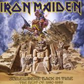 Iron Maiden - Somewhere Back In Time:.. (cover)