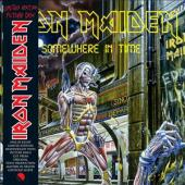 Iron Maiden - Somewhere In Time (LP) (cover)