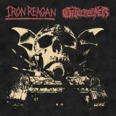 Iron Reagan / Gatecreeper - Split (LP)