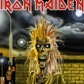 Iron Maiden - Iron Maiden (LP) (cover)