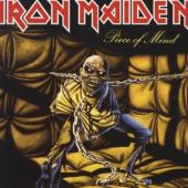Iron Maiden - Piece Of Mind (LP) (cover)