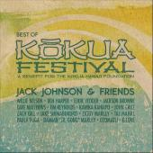 Johnson, Jack - Best Of Kokua (LP) (cover)