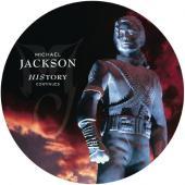 Jackson, Michael - History Continues (Picture Disc) (2LP)