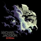 Jackson, Michael - Scream (Glow In the Dark & Blue Marbled Vinyl) (2LP)