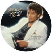 Jackson, Michael - Thriller (Picture Disc) (LP)