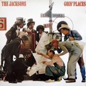 Jacksons - Goin' Places (LP)