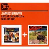 Brown, James - Live At The Apollo/Soul On Top (cover)