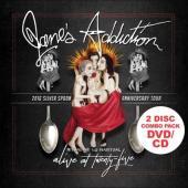 Jane's Addiction - Alive At 25 (CD+DVD)