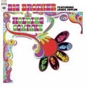 Joplin, Janis - Big Brother & The Holding Company (LP) (cover)