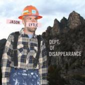 Jason Lytle - Department Of Disappearance (2LP+CD) (cover)