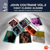Coltrane, John - 8 Classic Albums Vol. 2 (cover)