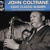 Coltrane, John - 8 Classic Albums (4CD) (cover)