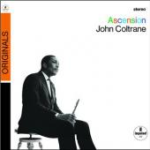Coltrane, John - Ascension Editions I & II (cover)