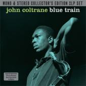 Coltrane, John - Blue Train (Mono & Stereo) (LP) (cover)