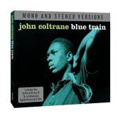 Coltrane, John - Blue Train (Mono & Stereo) (2CD) (cover)