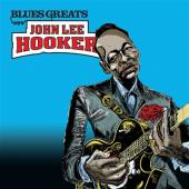 Hooker, John Lee - Blues Greats (cover)