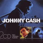 Cash, Johnny - At San Quentin / Folsom Prison (2CD) (cover)