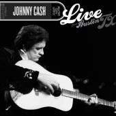 Cash, Johnny - Live From Austin Tx (CD+DVD) (cover)