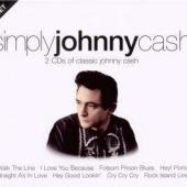 Johnny Cash - Simply Johnny Cash (2CD) (cover)