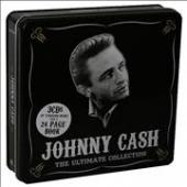 Cash, Johnny - The Ultimate Collection (Tin Box) (cover)