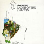 Mitchell, Joni - Ladies Of The Canyon (cover)