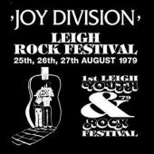 Joy Division - Leigh Rock Festival (LP) (cover)