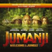 Jumanji (Welcome To the Jungle) (OST) (Jungle Green Vinyl) (2LP)