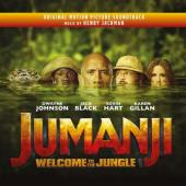 Jumanji (Welcome To the Jungle) (Coloured Vinyl) (2LP)