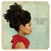 June, Valerie - Pushin' Against A Stone (LP) (cover)