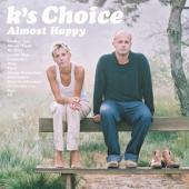 K's Choice - Almost Happy (White Marbled Vinyl) (2LP)