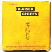 Kaiser Chiefs - Education, Education, Education & War (cover)