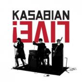 Kasabian - Live! (2CD) (cover)