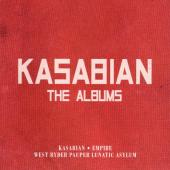 Kasabian - The Albums (cover)
