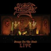 King Diamond - Songs From the Dead Live (Deep Purple & Black Smoke Vinyl) (2LP)