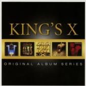 King's X - Original Album Series (5CD) (cover)
