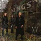 King's X - XV (cover)