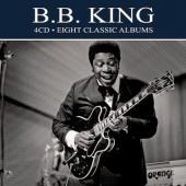 King, B.B. - Eight Classic Albums (4CD)