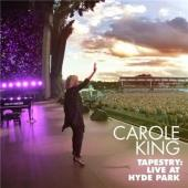 King, Carole - Tapestry (Live In Hyde Park) (CD+BluRay)