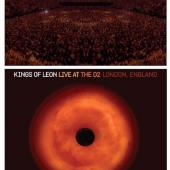 Kings Of Leon - Live At The O2 (DVD) (cover)